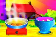 لعبة طبخ الجمري الجديدة