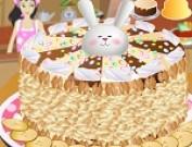 لعبة طبخ و تحضير الكيك