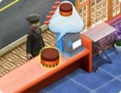 لعبة متجر الكيك