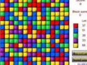لعبة المربعات الملونة