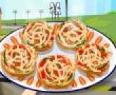 لعبة طبخ البروشيتا الايطالية