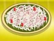 لعبة تحضير كبسة اللحم المفروم مع الرز