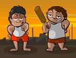 لعبة كريكت اولاد الهند