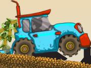 لعبة شاحنة الحقل