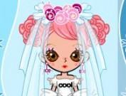 العاب تلبيس العروسة الصغيرة