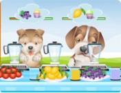 لعبة سقي الكلاب
