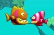 لعبة اطعام السمك انمى
