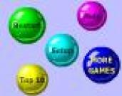لعبة الفقاعات و الطابات الملونة