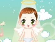 لعبة تلبيس الملاك الصغيرة