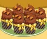 لعبة طبخ اكواب الكعك بالفول السوداني