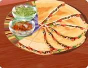 لعبة طبخ كوسيديلا الاسبانية