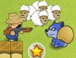 لعبة الذيب حرامي الخراف