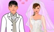 العاب تلبيس عروسة وعريس