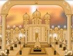 لعبة ديكور القصر الهندي