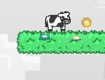 لعبة مغامرة البقرة