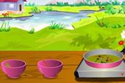 لعبة طبخ الجمبري بالكاري