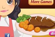 العاب طبخ الدجاج الترياكي 2