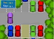 لعبة ركن السيارات