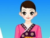 لعبة تلبيس الصينية الصغيرة