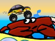 العاب سيارات الشاطئ