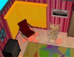 لعبة ترتيب غرفة 3D