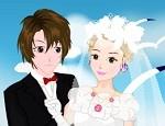 العاب تلبيس زفاف