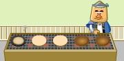 لعبة الخباز والفطائر