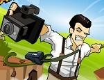 لعبة مغامرات المصور المحترف