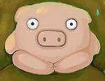 لعبة مغامرة الخنزير