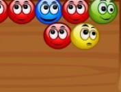 لعبة تلبيس كرات الابتسامة
