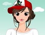 لعبة مكياج عاشقة القبعات