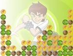 لعبة اخفاء كرات بن 10