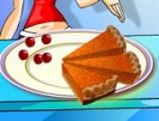 لعبة طبخ فطائر القرع العسلي