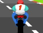 لعبة سباق دراجات تيربو