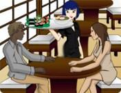 لعبة المطعم الياباني