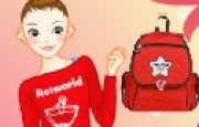 العاب تلبيس بنات للمدرسة