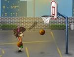 لعبة كرة السلة الافريقية