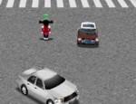 لعبة تحطيم السيارات بالشبشب