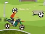لعبة دباب كرة القدم
