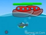لعبة الغواصة المقاتلة الجديدة
