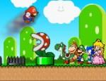لعبة انقاذ ماريو