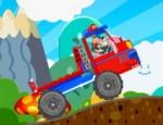 لعبة شاحنة ماريو 3
