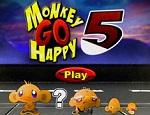 القرد السعيد 5