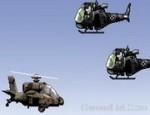 لعبة حرب طائرة الهيلوكابتر اباتشي 2