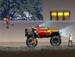 لعبة السيارة المجنونة 2
