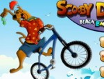 لعبة دراجة سكوبي دو البهلوانية