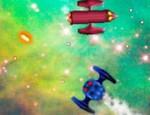 لعبة حرب الفضاء الجديدة