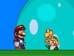 لعبة مغامرات ماريو 6