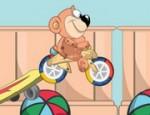لعبة دراجة الدمى