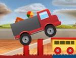 شاحنة نقل الالعاب